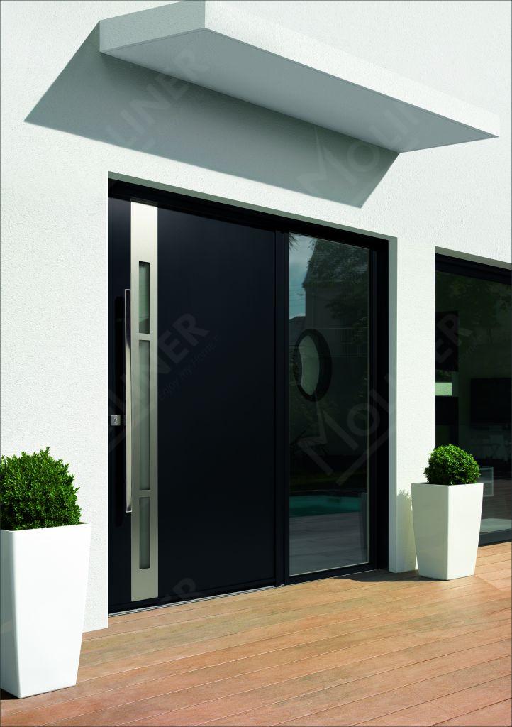 Portes D 39 Entr E Aluminium Avignon Carpentras Orange Vaucluse
