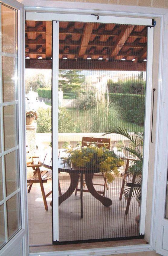 Moustiquaires Porte Fenêtre à Avignon Carpentras Orange Vaucluse - Moustiquaire pour porte fenetre