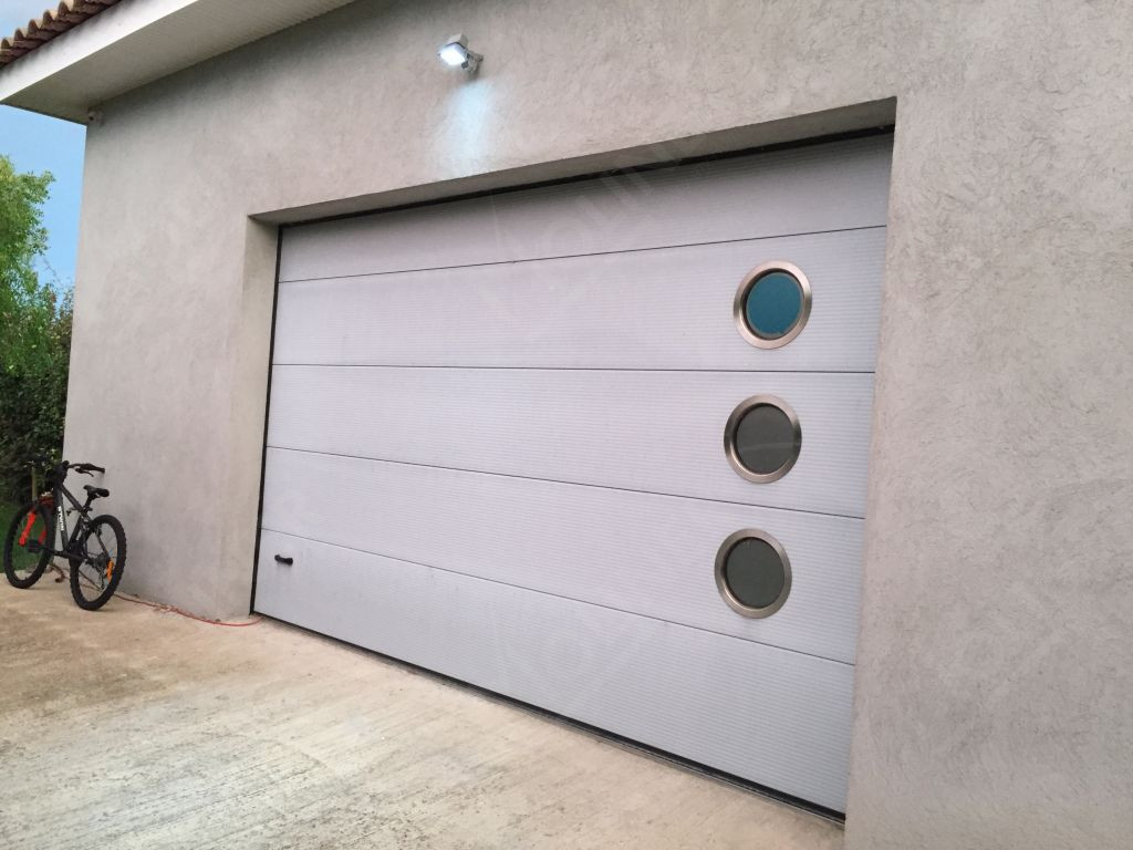 porte de garage 64