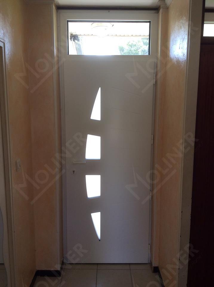 portes d 39 entr e aluminium avignon carpentras orange. Black Bedroom Furniture Sets. Home Design Ideas
